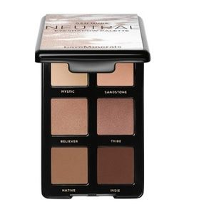 Gen Nude Neutral Eyeshadow Palette